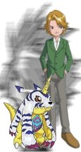 Matt & Gabumon
